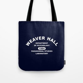 Weaver Hall Tote Bag
