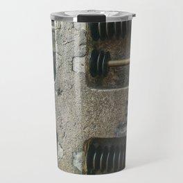 Ancient Abacus Travel Mug