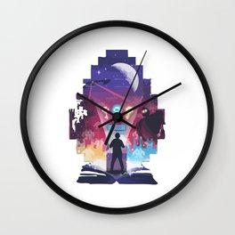 Ready Player One Go Ready! Wall Clock
