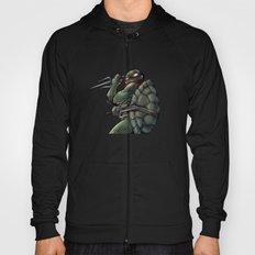 Raphael . TMNT Hoody