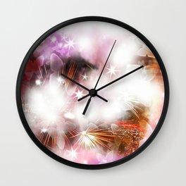 Love Storm Wall Clock