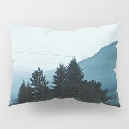 blue haze Pillow Sham