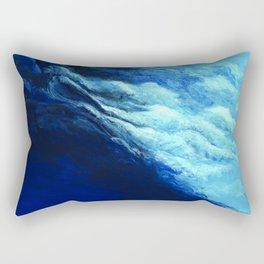 Children's book Cloud Woman print Rectangular Pillow