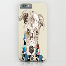 a pit bull day iPhone 6 Slim Case