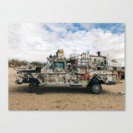 Art Car Canvas Print