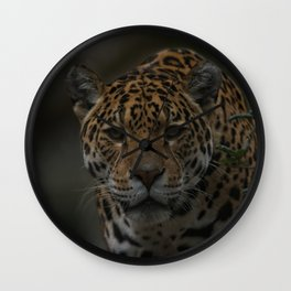 The Jaguar Wall Clock