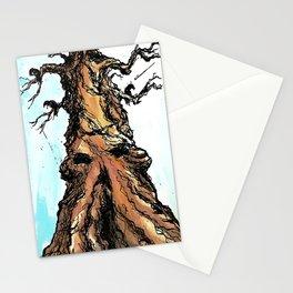 Crow Tree Stationery Cards
