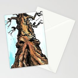 Crow Tree Stationery Cards