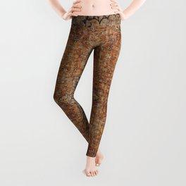Antique Persian Rug Leggings