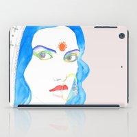bride iPad Cases featuring Bride by Rashmi Dagwar
