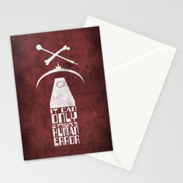 Movie Poster - 2001 Stationery Cards