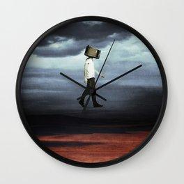 Self Determination Wall Clock