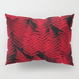 Red Fern Pillow Sham