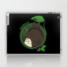 Forest Spirit Neighbor Laptop & iPad Skin