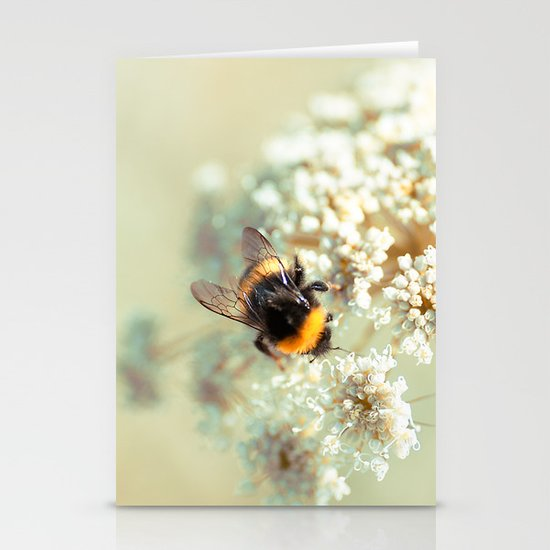 Bumblebee. Stationery Cards