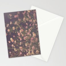 Vintage Asters Daisies Fleabane Wildflowers Stationery Cards
