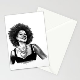 My authenticity is my rebellion Stationery Cards