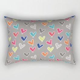 Blow Me One Last Kiss Rectangular Pillow