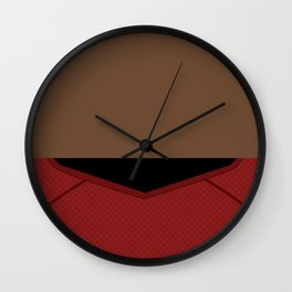 Uhura - Star Trek 2009 Reboot Into Darkness - Trektangle - Trektangles - Nyota Uhura - startrek Wall Clock