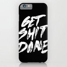 Motivational iPhone 6s Slim Case