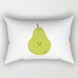 Happy Pear Rectangular Pillow
