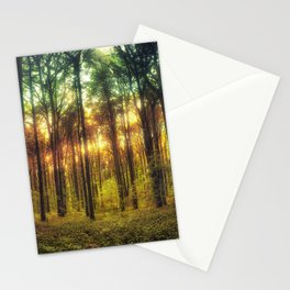 Chimera Forest Stationery Cards