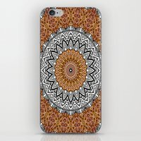 leopard iPhone & iPod Skins featuring Leopard by Kimberly McGuiness