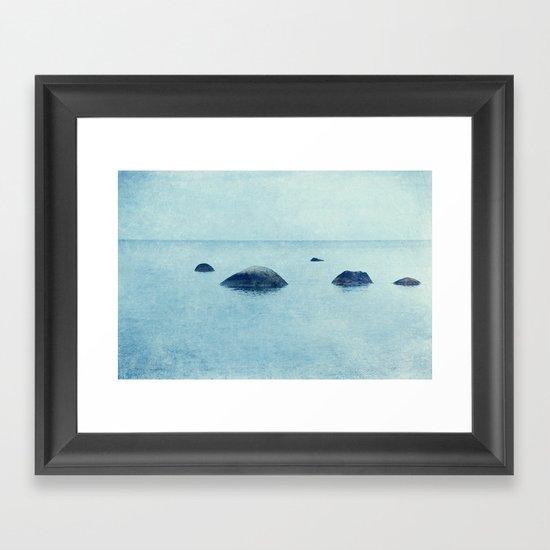 riposo Framed Art Print