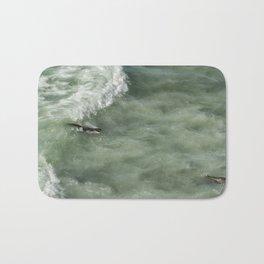 Catching the Wave Bath Mat