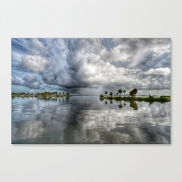 A Florida Morning Canvas Print