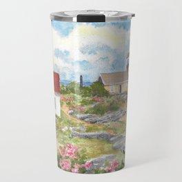 Star Island-Room With A View Travel Mug