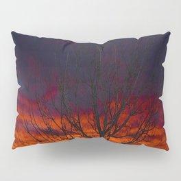 Suburban Sunset Pillow Sham