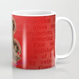 vintage projector Coffee Mug