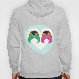 Pinguini innamorati Hoody