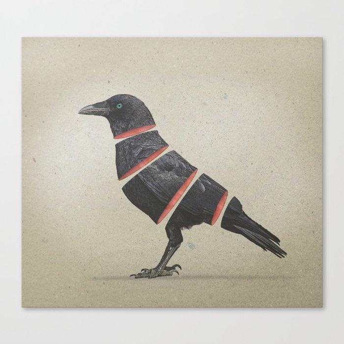 Raven Maker Canvas Print
