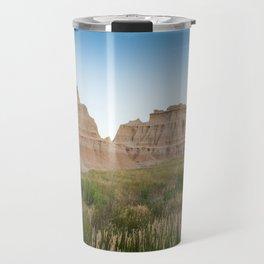 Peaks and Valleys Travel Mug