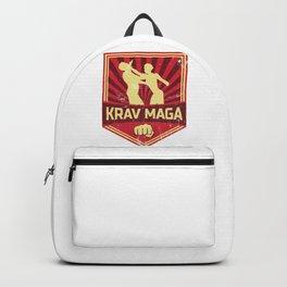 Krav Maga Propaganda   Martial Arts Self Defense Backpack