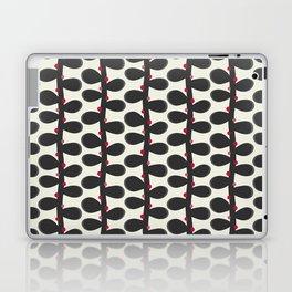 Like a Leaf [red spots] Laptop & iPad Skin