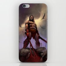 Conan the Barbarian iPhone & iPod Skin