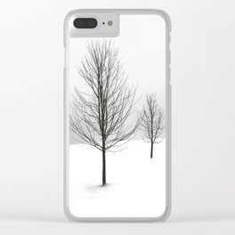 A Dostoevsky Day Clear iPhone Case