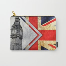 Flags - UK Carry-All Pouch