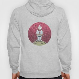 The Man Who Went to Space and Never Got Back II Hoody