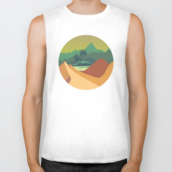 My Nature Collection No. 20 Biker Tank