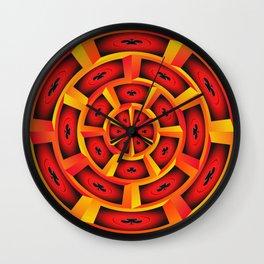 Club symbols Wall Clock
