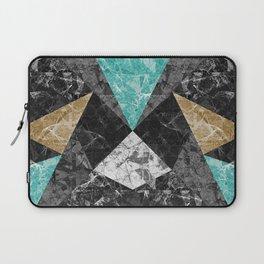 Marble Geometric Background G430 Laptop Sleeve