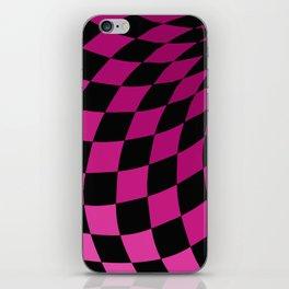 Wonderland Floor #3 iPhone Skin