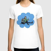 the fault in our stars T-shirts featuring The Fault in Our Stars by Sarah Hopkins