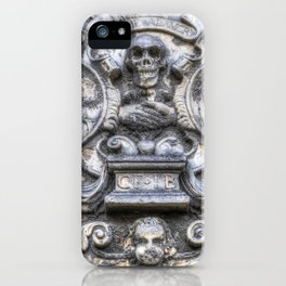Guards Of The Tomb iPhone Case
