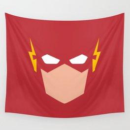 Flash Superhero Wall Tapestry