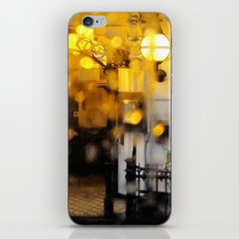 Night Out iPhone Skin
